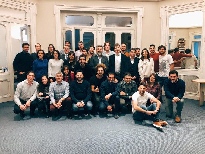 Dirigentes de la UIA Joven se encuentran de visita en San Luis