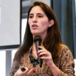 Carla Martin Bonito Directora Ejecutiva Copal