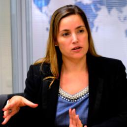 Constanza Negri Gerenta de Política Comercial de la Confederación Nacional de la Industria (CNI) de Brasil
