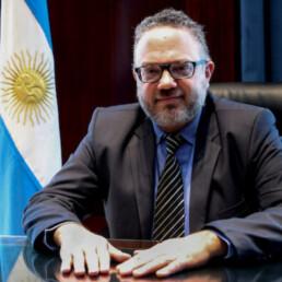 Matías Kulfas Ministro de Desarrollo Productivo de la Nación